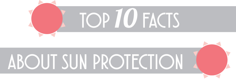 top 10 facts about sun protection for kids_header