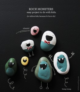 rock-monsters