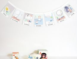 Decorative Banner Bunting